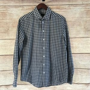 Rag & Bone Men's Dress Shirt Neck 15.5